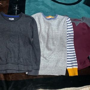 Pullover Boy Sweaters